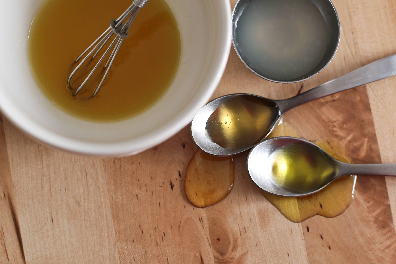 masque au miel huile dolive pour les cheveux - Soin Naturel Cheveux Colors