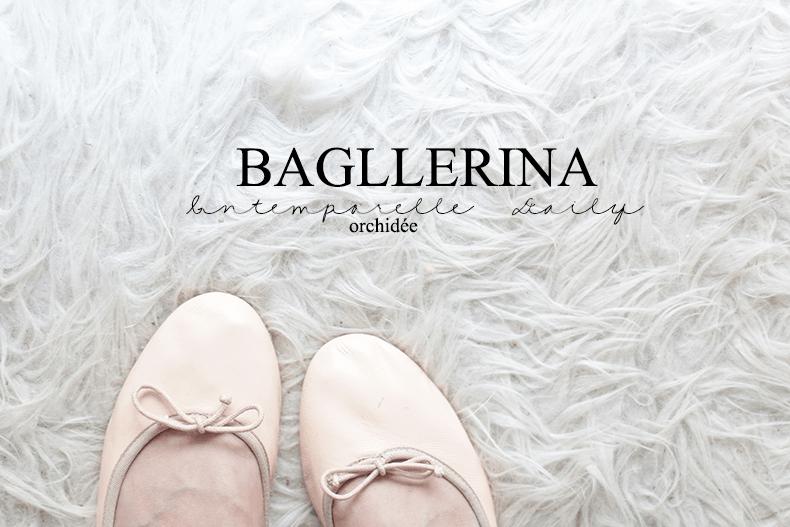 Des ballerines en sac avec Bagllerina {Concours}