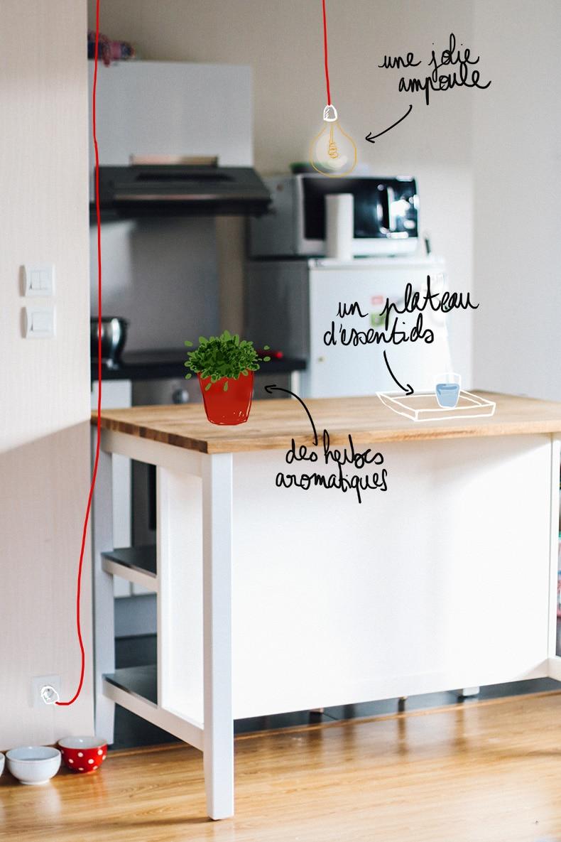 home inspiration #5 : une (jolie) cuisine fonctionnelle