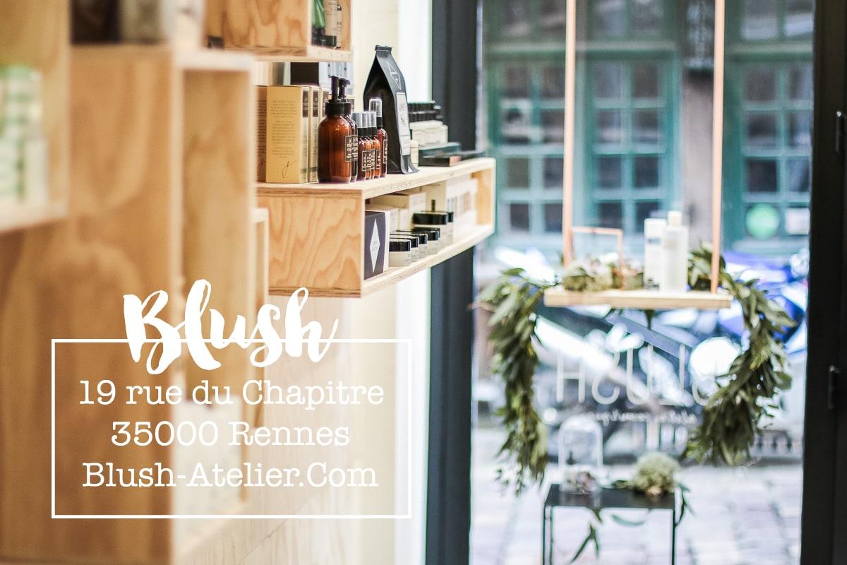 Blush : l'Atelier Cosmétiques de Rennes