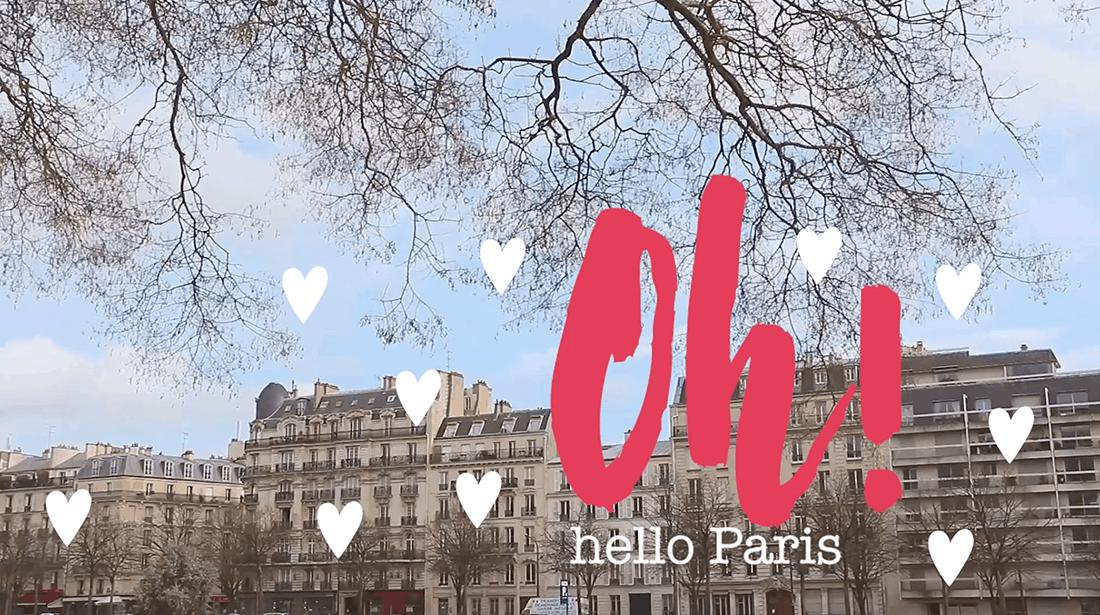 Oh! Hello Paris #2 – Vidéo