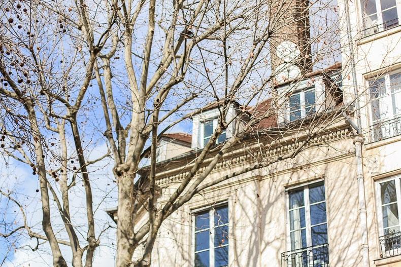 Paris La Mouette