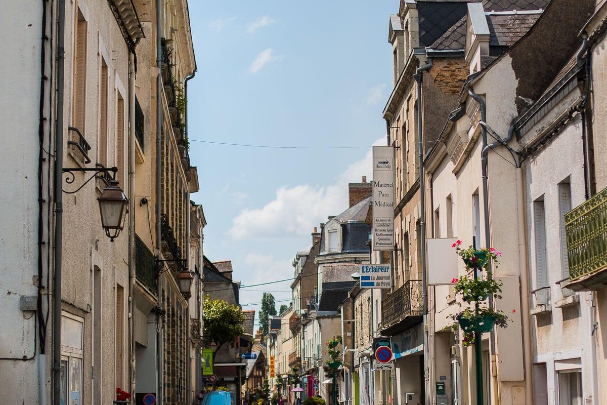 Journal de bord : un week-end à Châteaubriant
