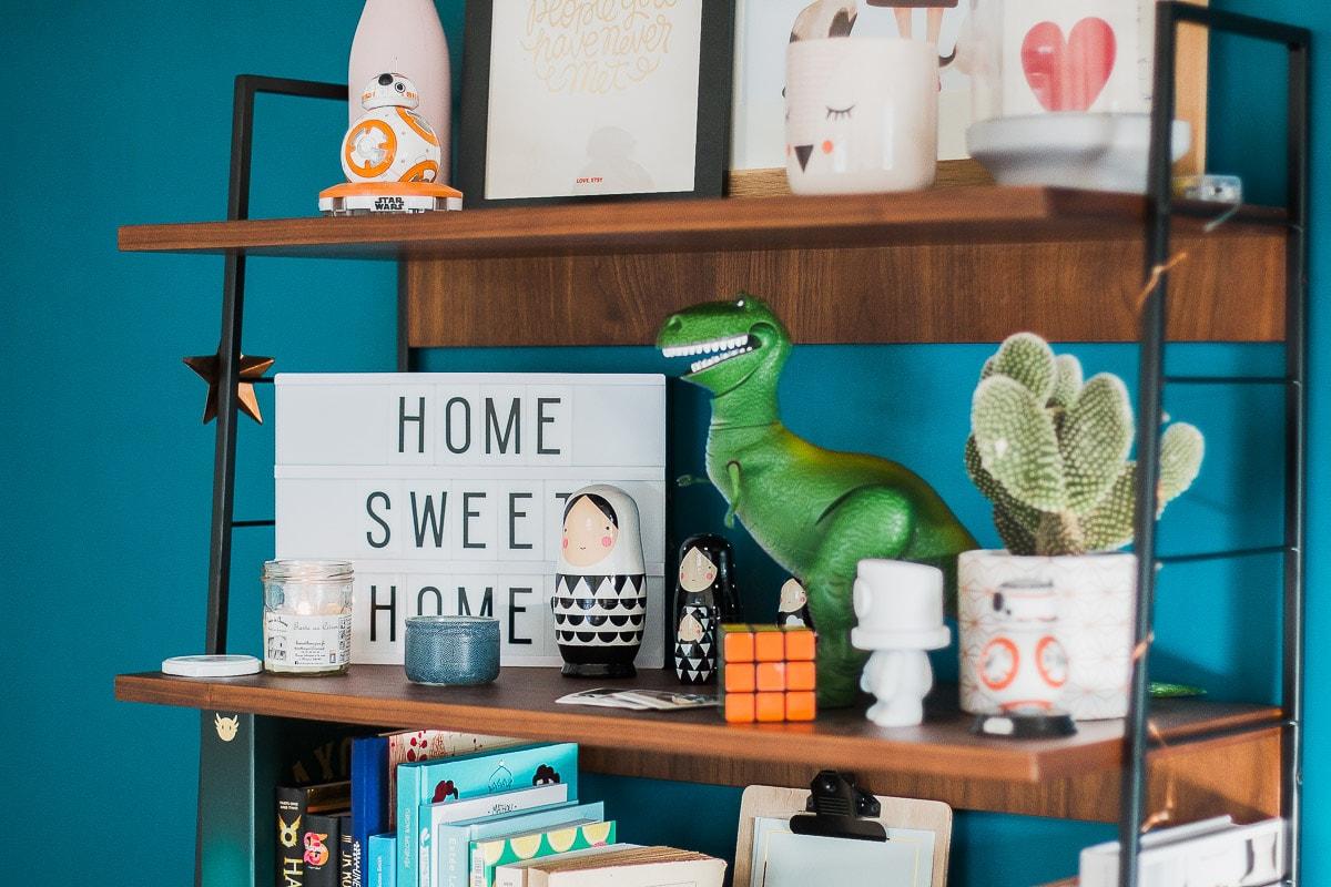 notre salon bleu la mouette blog lifestyle fran ais expatri montr al mode culture voyage. Black Bedroom Furniture Sets. Home Design Ideas