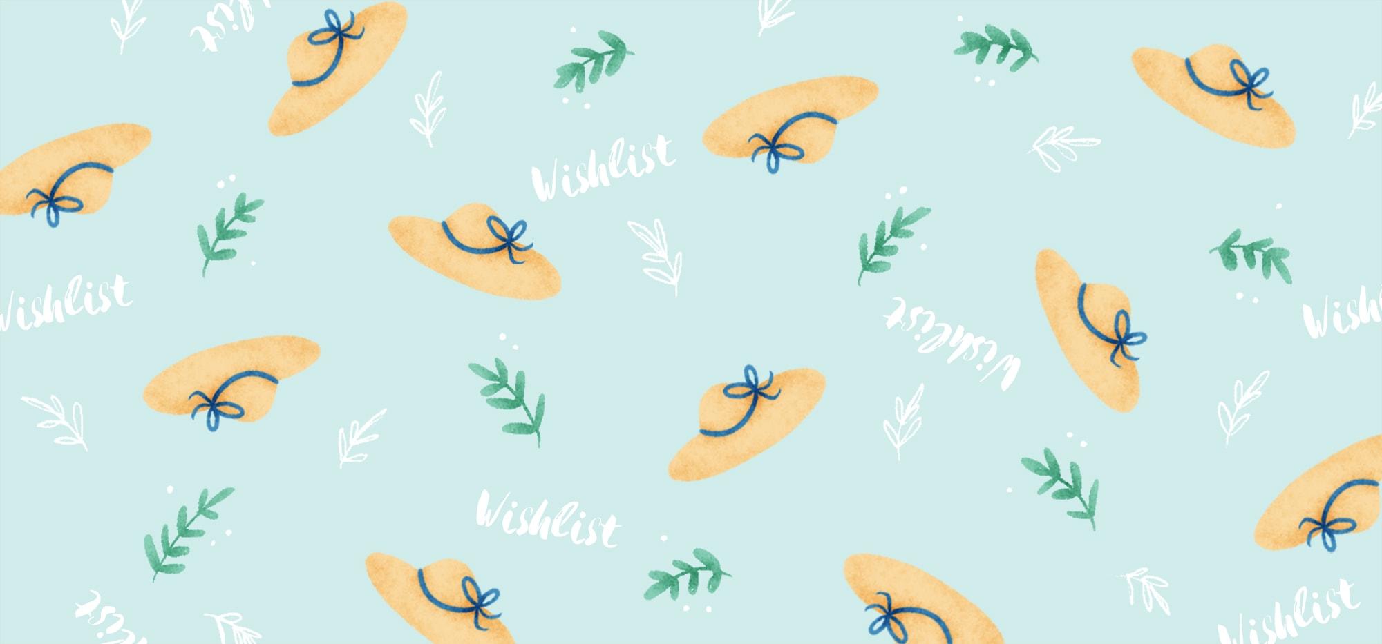 Wishlist – Dans mon Panier #1