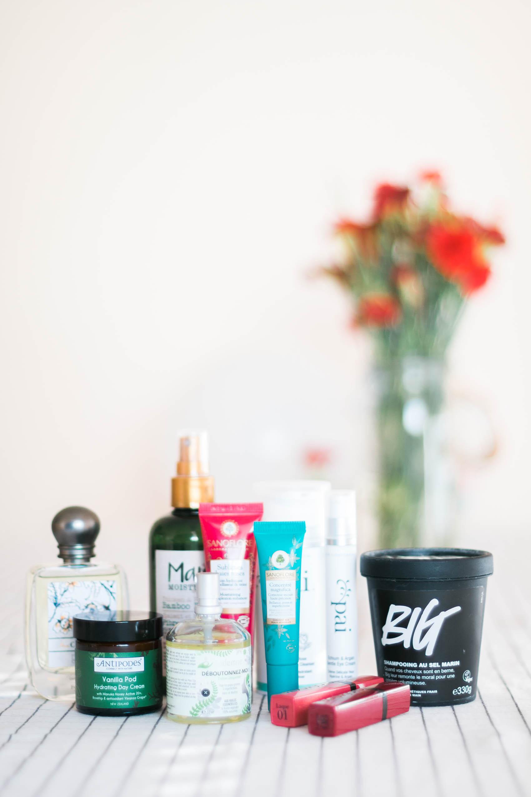 En 2017, j'ai adoré : 10 cosmétiques