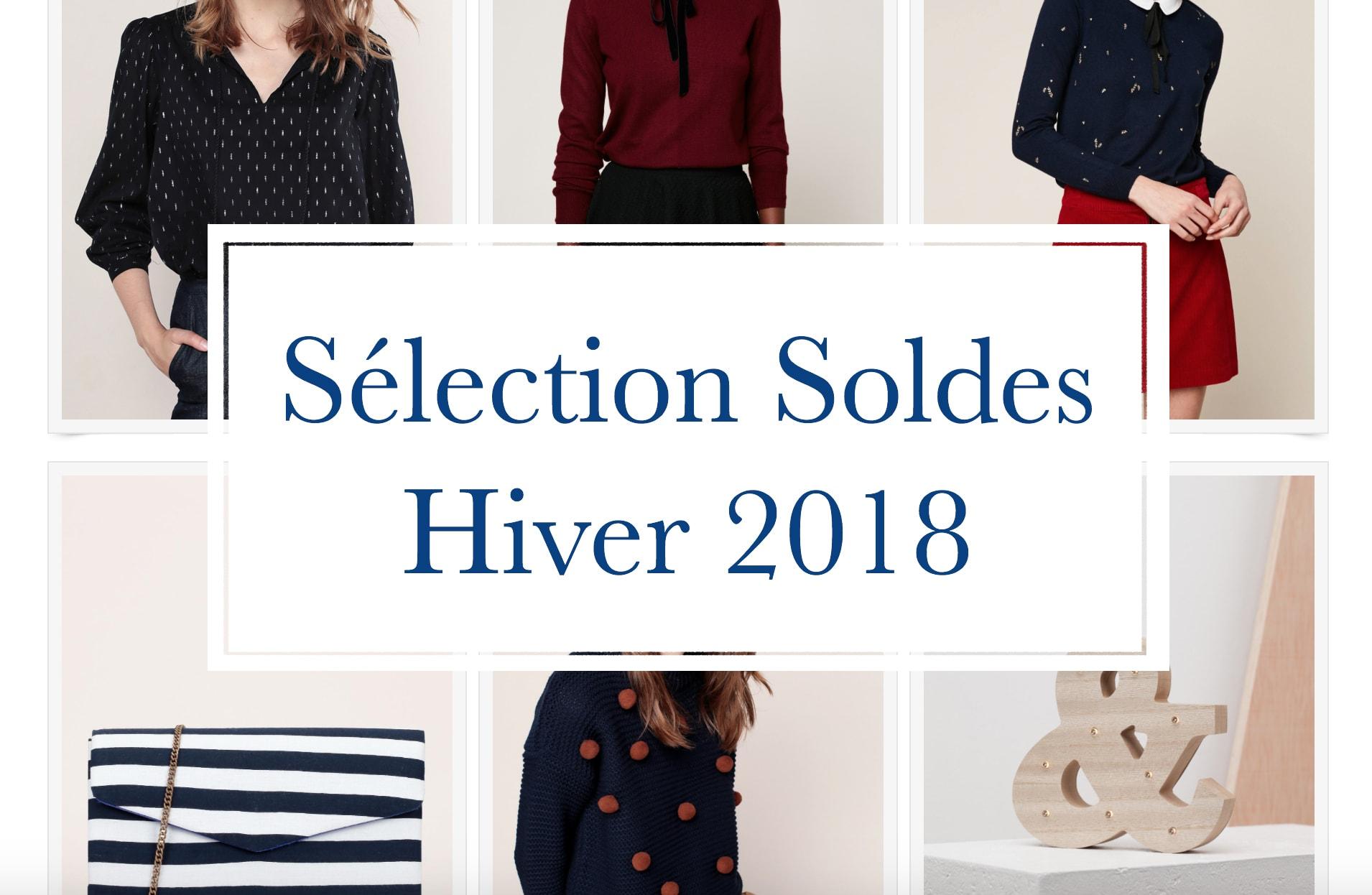 Ma Sélection soldes Hiver 2018