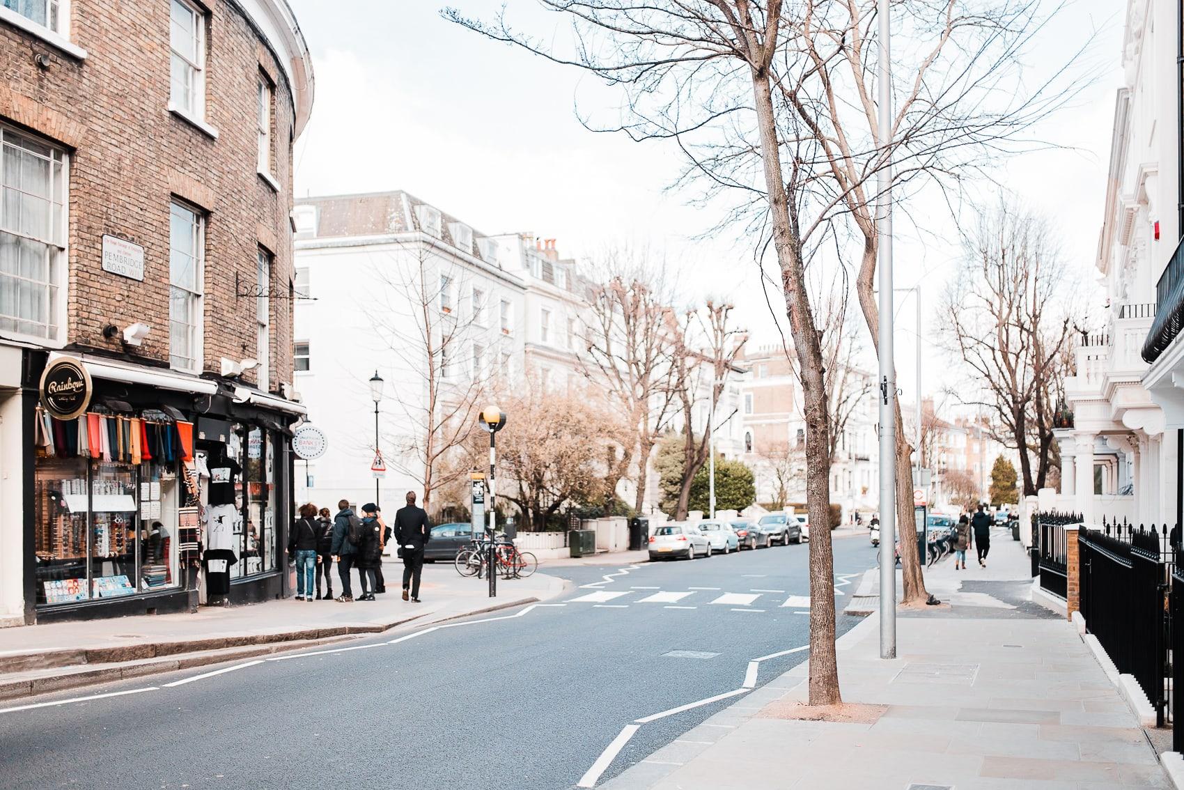 5 jours à Londres, part.1 : Hyde Park, Camden Town & Notting Hill