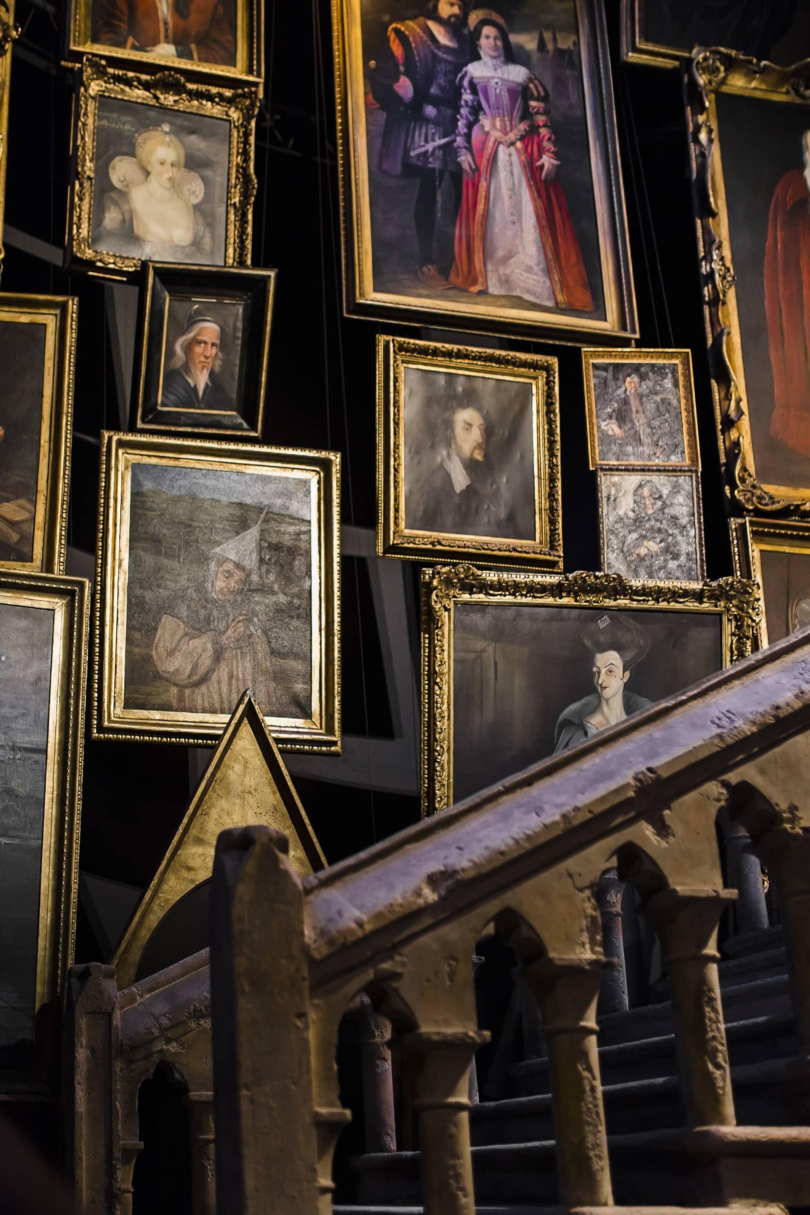 Harry potter londres lieux de tournage house of - Harry potter 8 et les portes du temps bande annonce ...