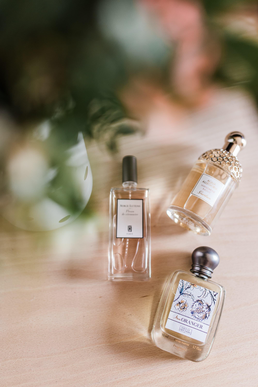Premiers jours du printemps : mes parfums préférés