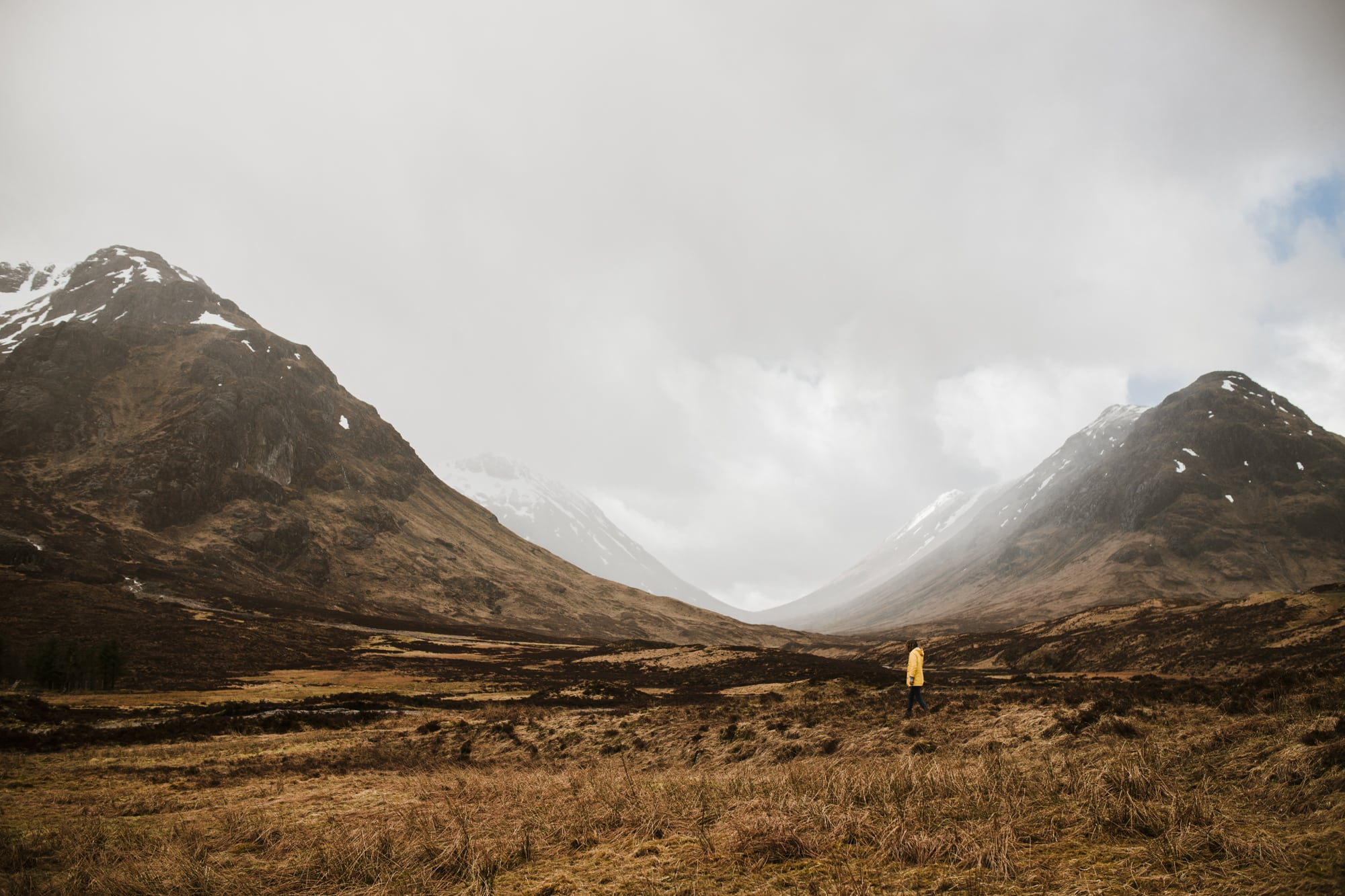 Roadtrip en Écosse #2 : Glen Coe, Fort William & Glenfinnan ⚡️