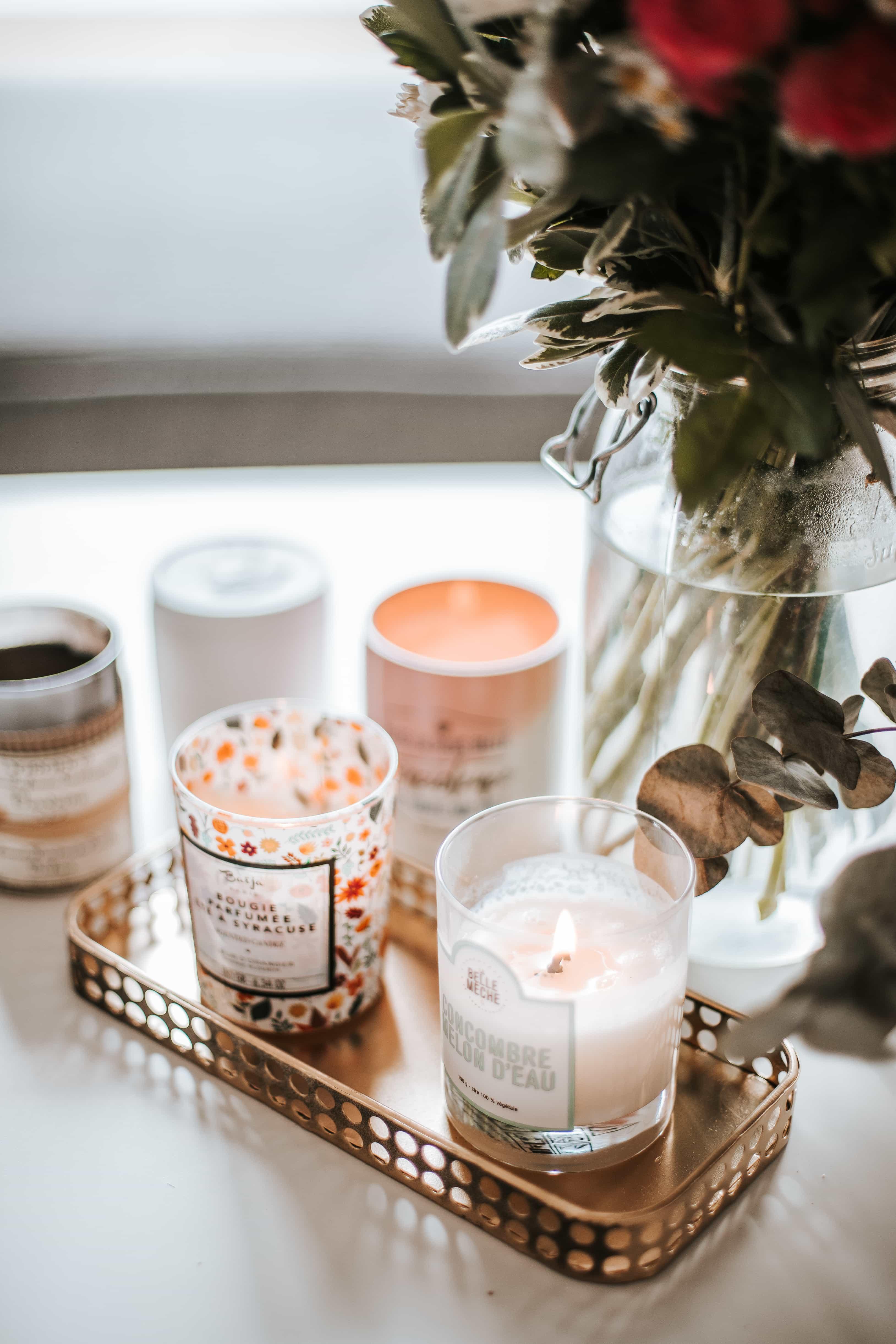 5 bougies pour l'été
