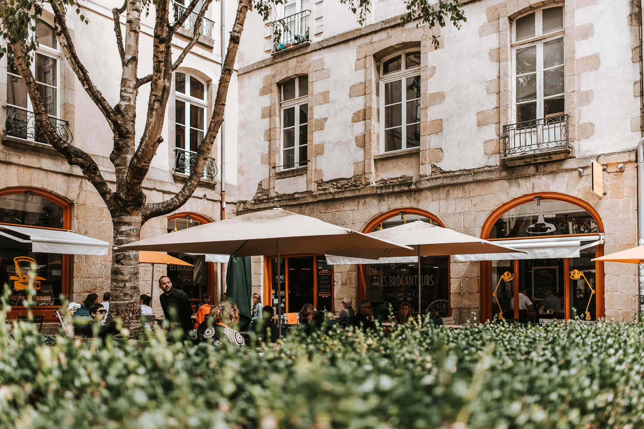 Une balade à Rennes : où manger, quoi visiter – partie 1