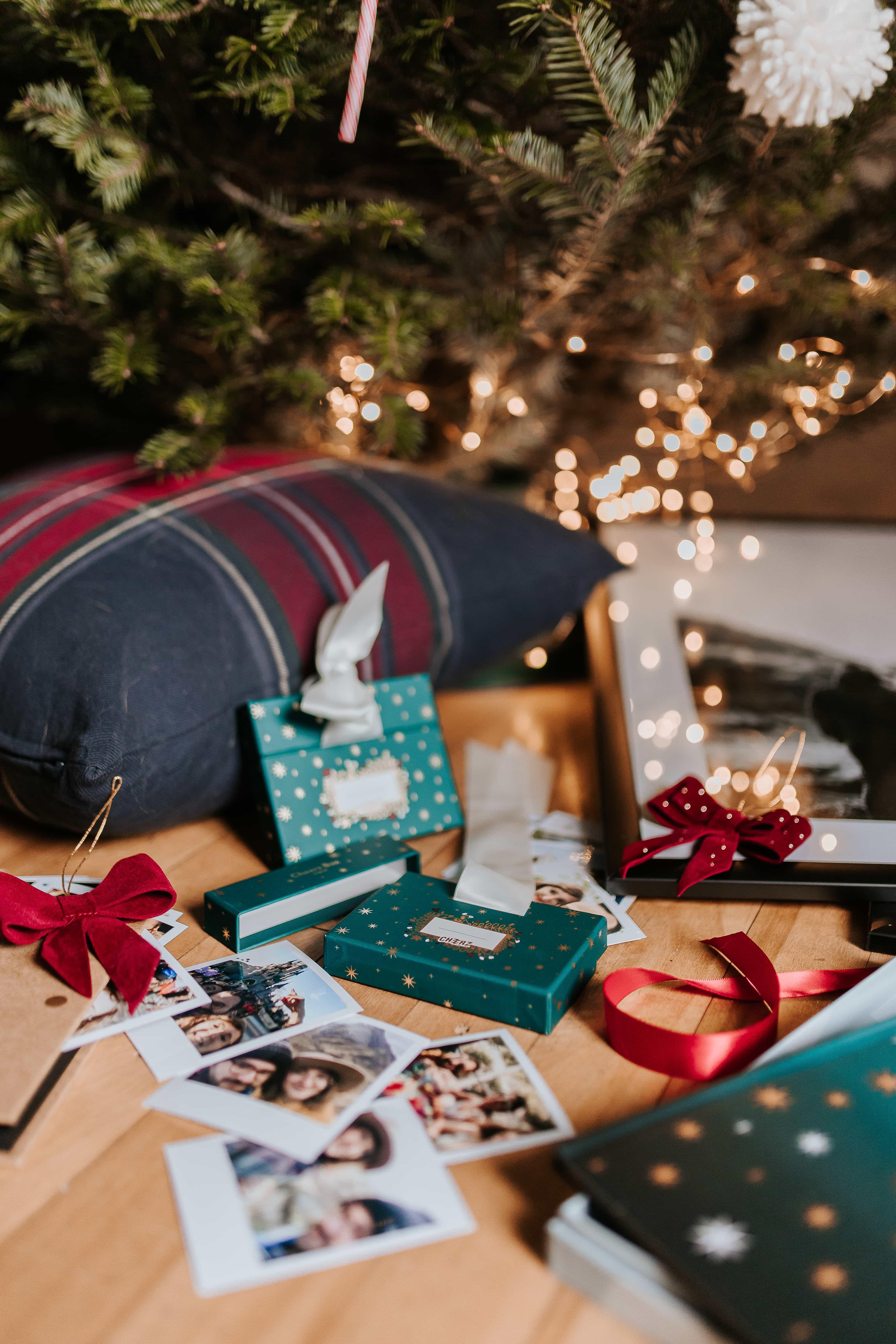 Offrez des souvenirs pour Noël