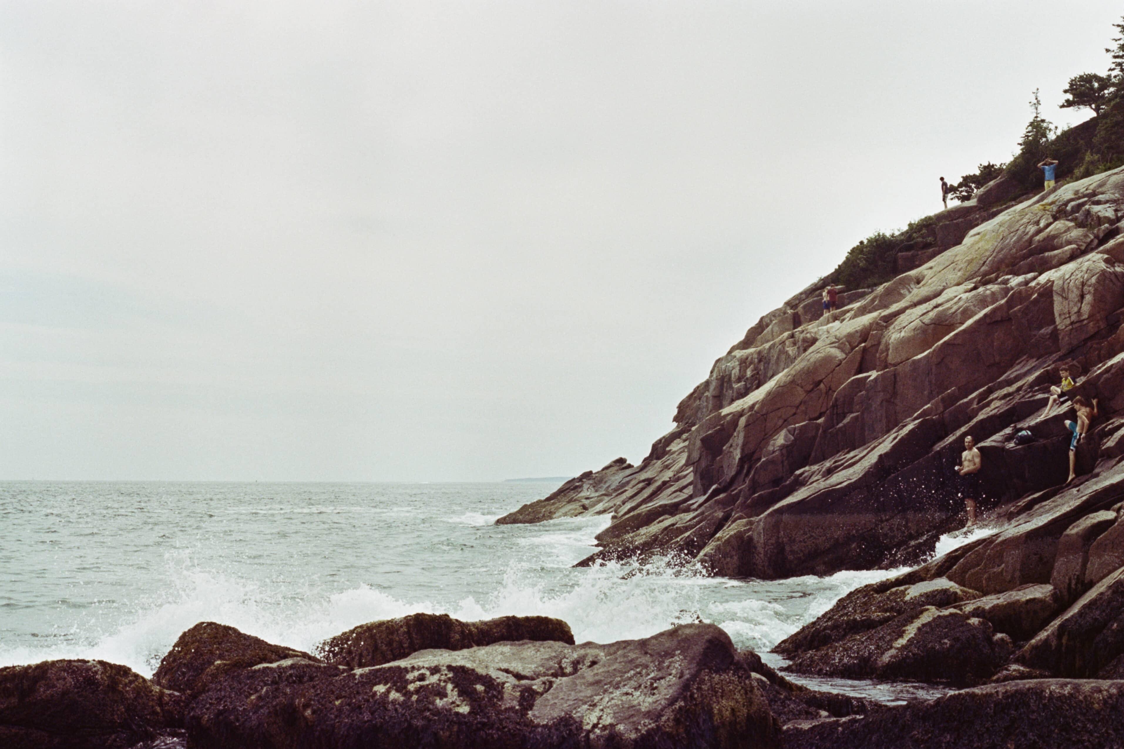Moment instantané : escapade dans le Maine