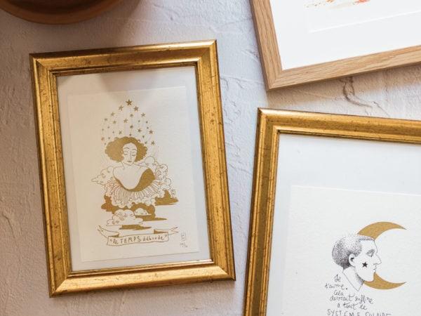 Nice Things #20 – Mécénat, portraits illustrés & livre à accrocher