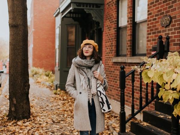 Un automne à Montréal